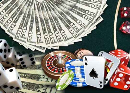 Roulette And Also Slot Machine Online Betting