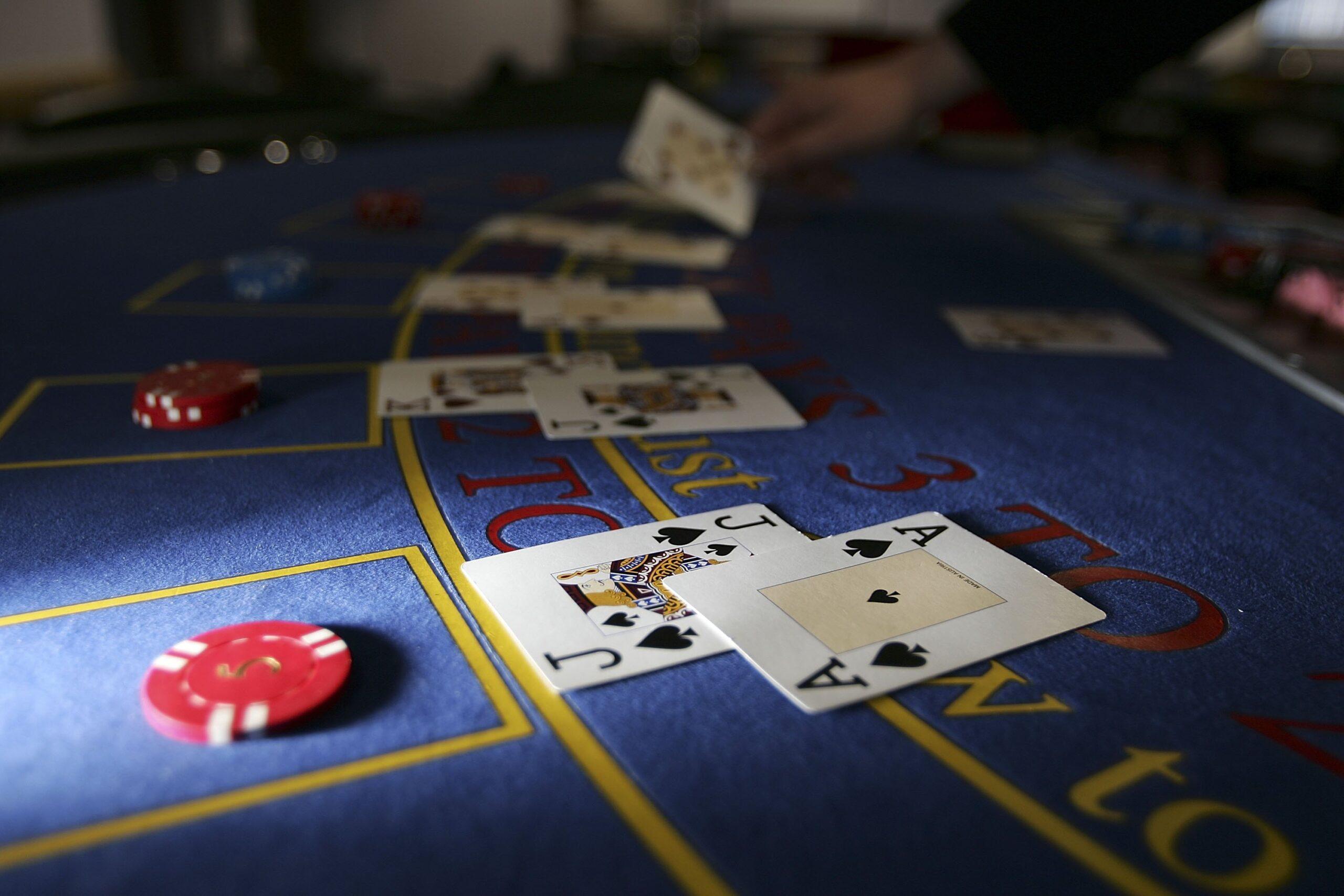 The Anatomy Of Casino