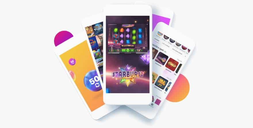 Special features in playing the casino games