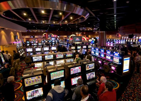 How One Can Change Into Better With Casino