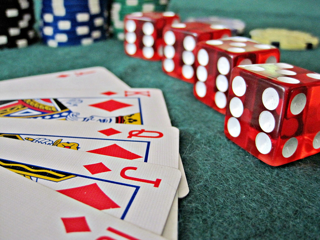 Ten Recommendations On Gambling You Need To Use At Present